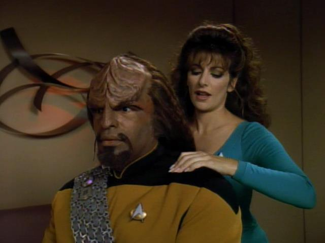 troi and worf relationship