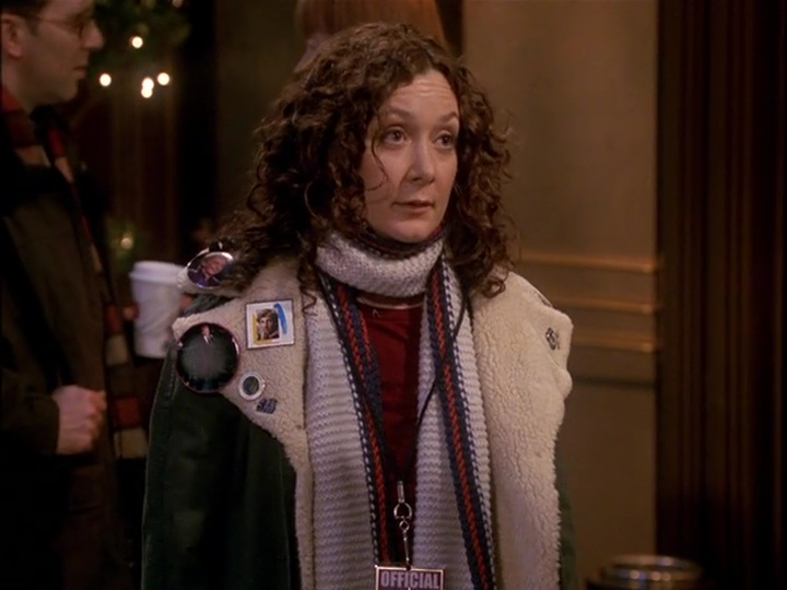 Sara Gilbert on will and grace