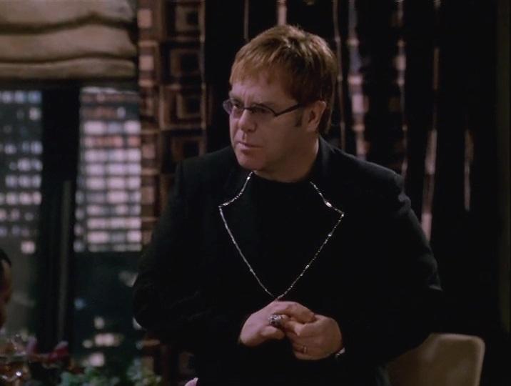 Elton John Gay Mafia 84