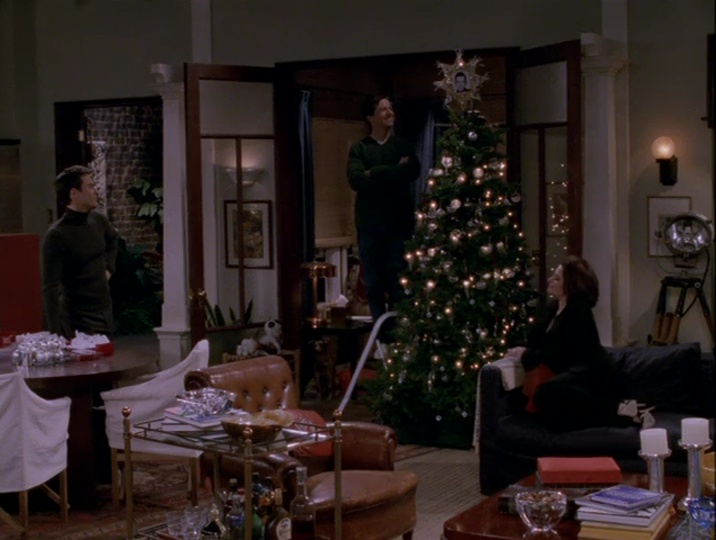 All About Christmas Eve.Rob S Will Grace Page All About Christmas Eve